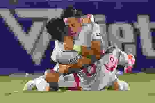 Quế Ngọc Hải, Bùi Tiến Dũng nói gì sau khi vô địch V-League?