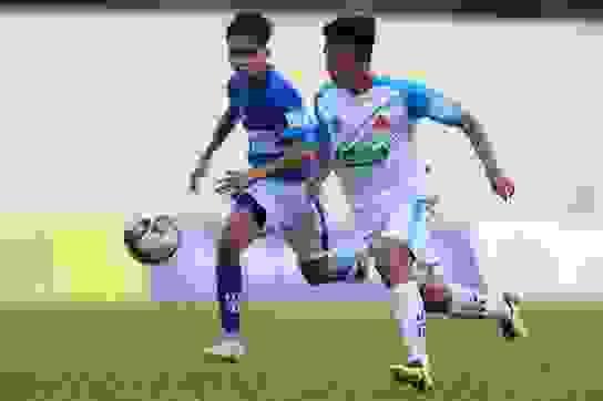 Kết thúc loạt trận đầu tiên bảng B giải bóng đá Sinh viên SV-League 2020