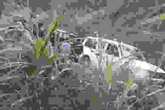 Xe U oát lao xuống vực, 3 người chết, 4 người bị thương