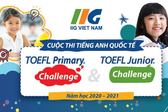 TOEFL Challenge mùa giải 2020-2021 chính thức khởi tranh