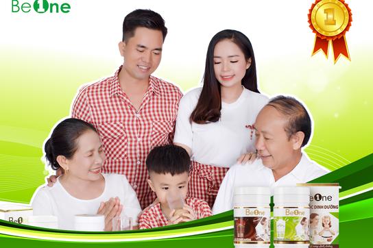 Ngũ cốc Beone - lựa chọn hàng đầu cho trẻ biếng ăn