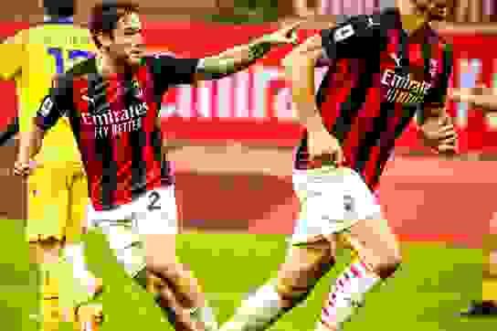 Bùng nổ trên truyền hình FPT, vòng 7 Serie A: ông lớn thi nhau hòa