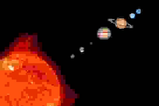 Hệ Mặt Trời có một hành tinh thứ chín chưa từng biết đến