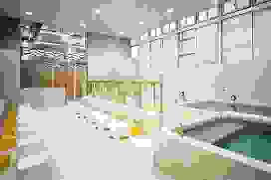 Nhà tắm công cộng 'xóa nhòa mọi khoảng cách' tại Nhật Bản