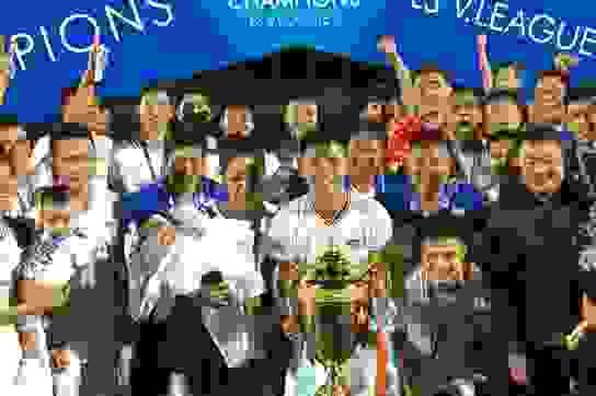 Báo Thái Lan bất ngờ khi Viettel đánh bại CLB Hà Nội để vô địch V-League
