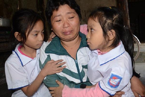 Bố chết, mẹ ung thư, 2 đứa trẻ mịt mờ tương lai
