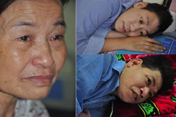 Trái tim mẹ vỡ vụn khi chứng kiến 3 con đều bị ung thư
