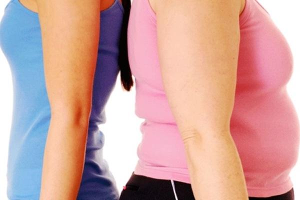 Các bệnh ung thư đe dọa người béo phì và thừa cân
