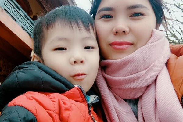 Bức thư gửi con trai 5 tuổi mắc ung thư của người mẹ trẻ