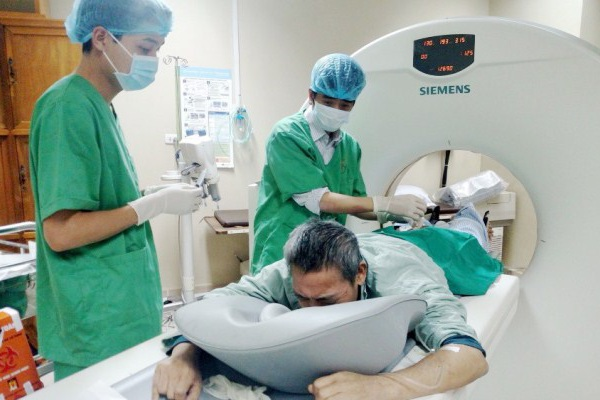 Phương pháp giúp bệnh nhân ung thư giai đoạn cuối giảm đau hiệu quả