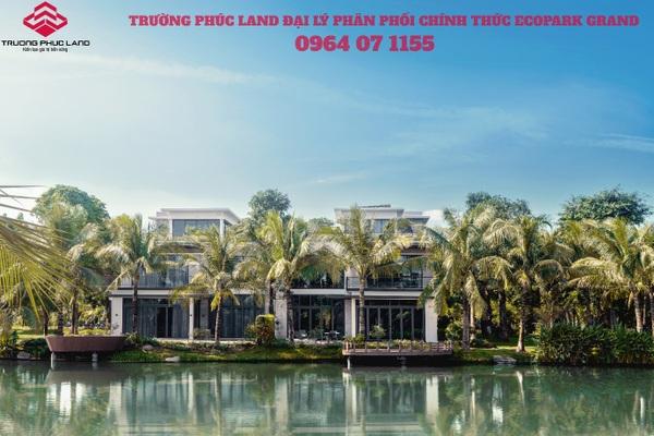Biệt thự đảo Ecopark Grand The Island: Cơ hội lớn cho các nhà đầu tư