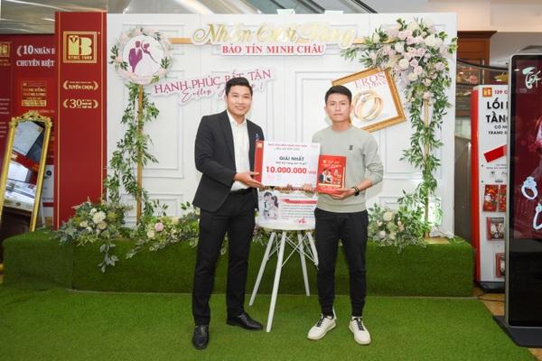Bảo Tín Minh Châu trao giải Mùa cưới 2019 lên đến 70 triệu đồng