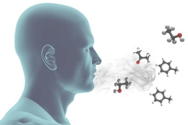 """Phát triển """"mũi điện tử"""" có khả năng đánh hơi nguy cơ ung thư trong hơi thở"""