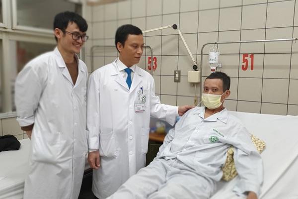 Người đàn ông ung thư thực quản vì hút thuốc, uống rượu trên 30 năm