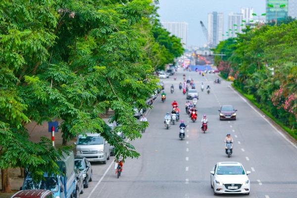 """Cận cảnh 5 tuyến đường được mệnh danh """"đắt nhất hành tinh"""" ở Hà Nội"""