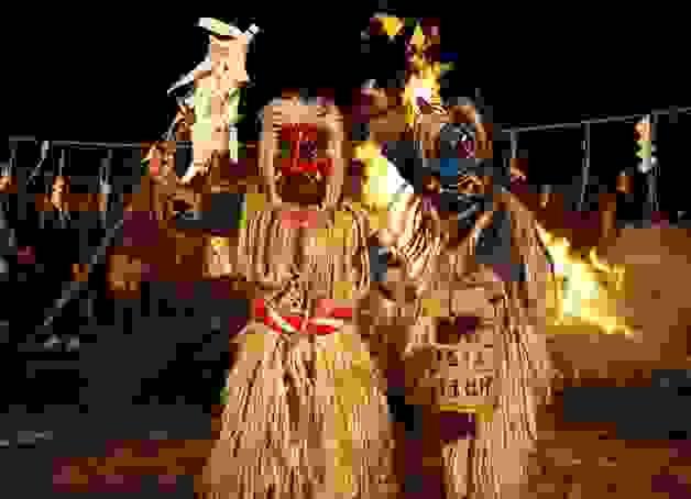 Những lễ hội sôi động tại xứ sở hoa anh đào tháng cuối năm
