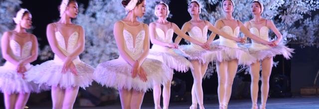 Vở múa kinh điển Hồ Thiên Nga tái xuất ấn tượng với khán giả Việt Nam giữa hồ Ecopark