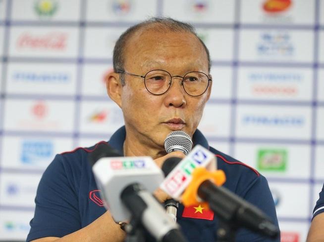 HLV Park Hang Seo đề nghị báo giới không tiết lộ đội hình U22 Việt Nam