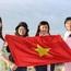 Du học sinh Việt khắp 5 châu gửi lời chúc Tết về quê nhà