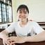 Gặp thí sinh hiếm hoi thi môn tiếng Trung tại Nghệ An