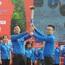 Truyền ngọn lửa thiêng mang niềm tự hào dân tộc từ Đền Hùng đi khắp đất nước