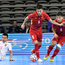 Đội tuyển futsal Việt Nam nằm ở bảng đấu nặng ký tại giải futsal Đông Nam Á