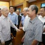 Tổng Bí thư, Chủ tịch nước tiếp xúc cử tri Hà Nội