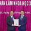 Thủ tướng bổ nhiệm Chủ tịch Viện Hàn lâm khoa học xã hội