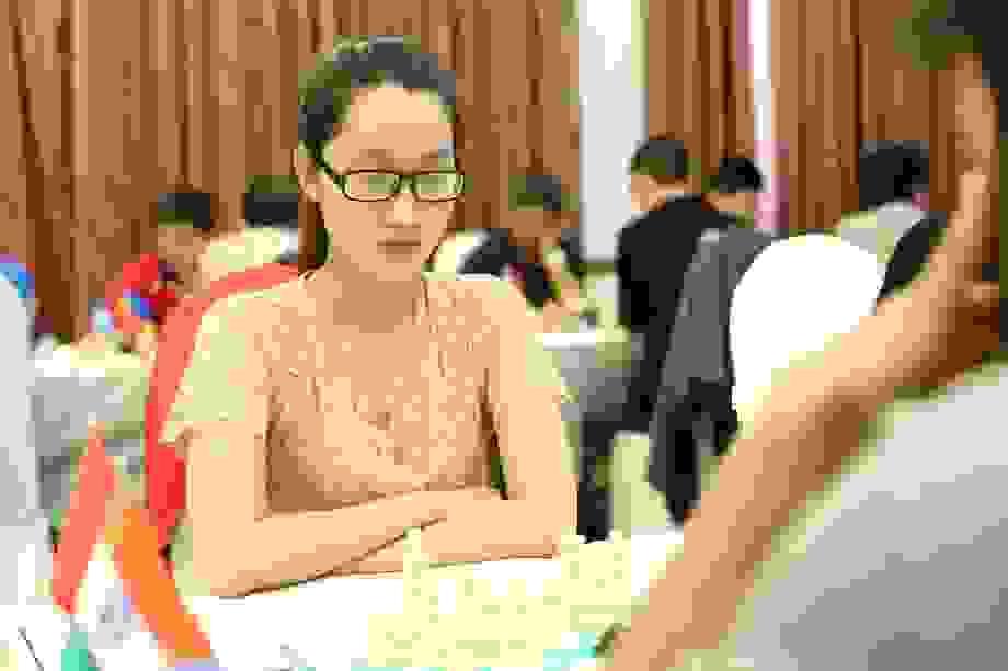 """Những """"nữ tướng"""" làm nên sức hấp dẫn của giải cờ vua quốc tế HDBank 2017"""
