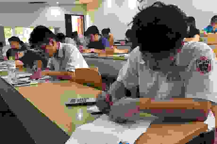 Trường ĐH Quốc tế TPHCM dừng tổ chức kỳ thi kiểm tra năng lực năm nay