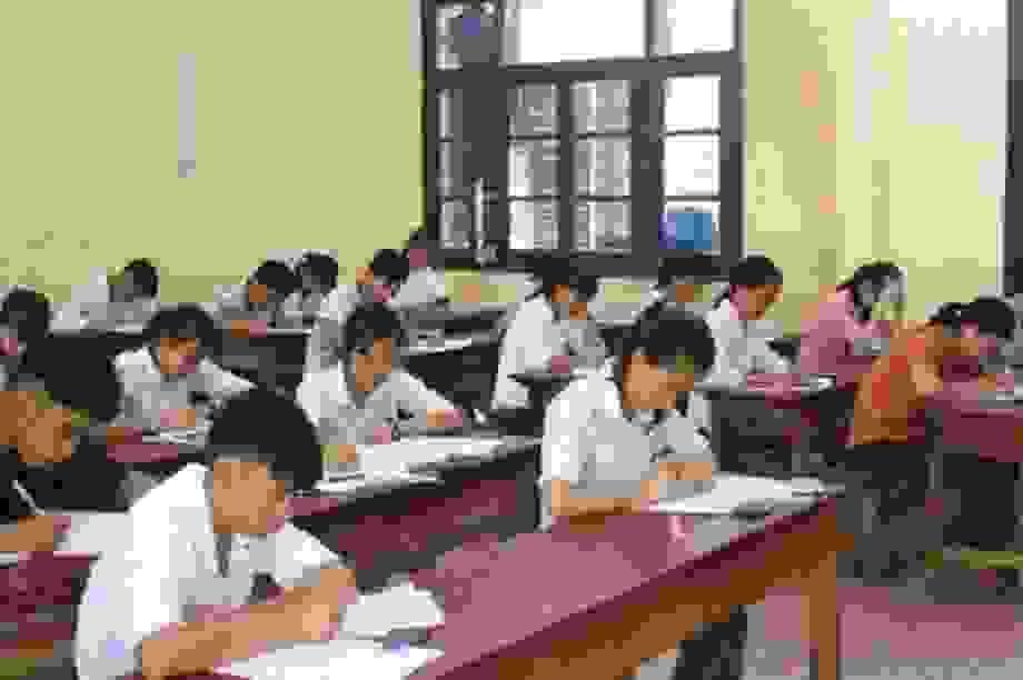 Thanh Hóa công bố phương án thi vào lớp 10 THPT