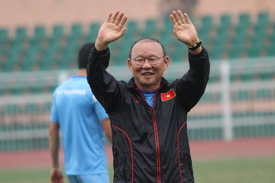 HLV Park Hang Seo thuận lợi hơn hẳn các đồng nghiệp dự AFF Cup 2020