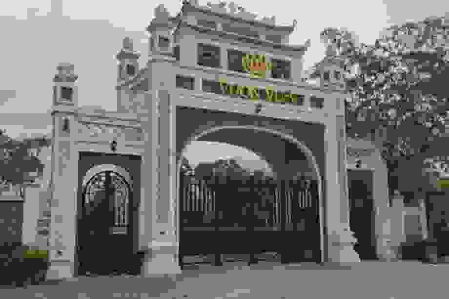 Chủ tịch Phú Thọ chỉ đạo xử lý sai phạm tại dự án Vườn Vua trên 1.400 tỷ