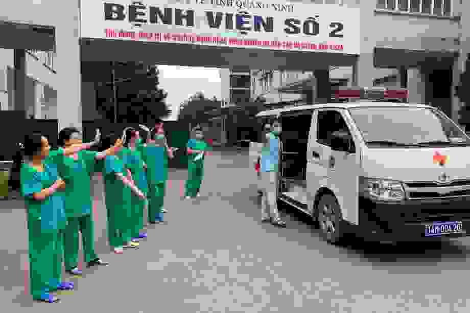 Đối phó với dịch Covid-19, thiết lập thêm bệnh viện dã chiến số 3