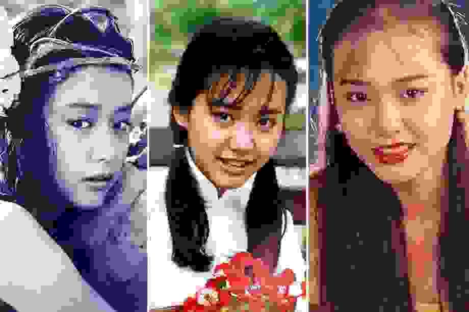 Loạt ảnh tuổi 20 chưa từng công bố của diễn viên Hồng Ánh