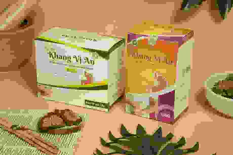Khang Vị An - Hỗ trợ giảm nguy cơ biến chứng bệnh đau dạ dày