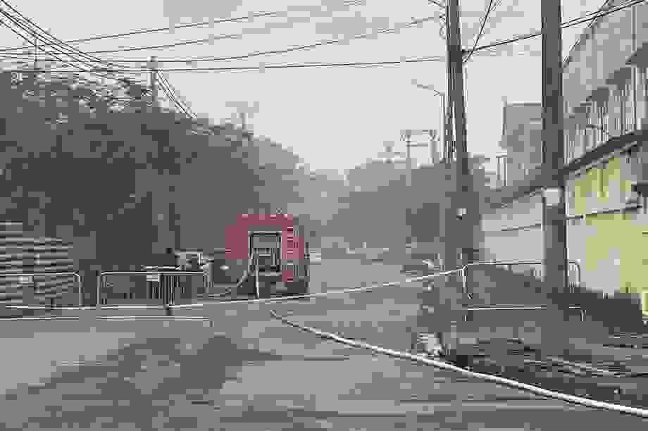Hà Nội: 3 người chết trong vụ cháy ở Khu công nghiệp Phú Thị