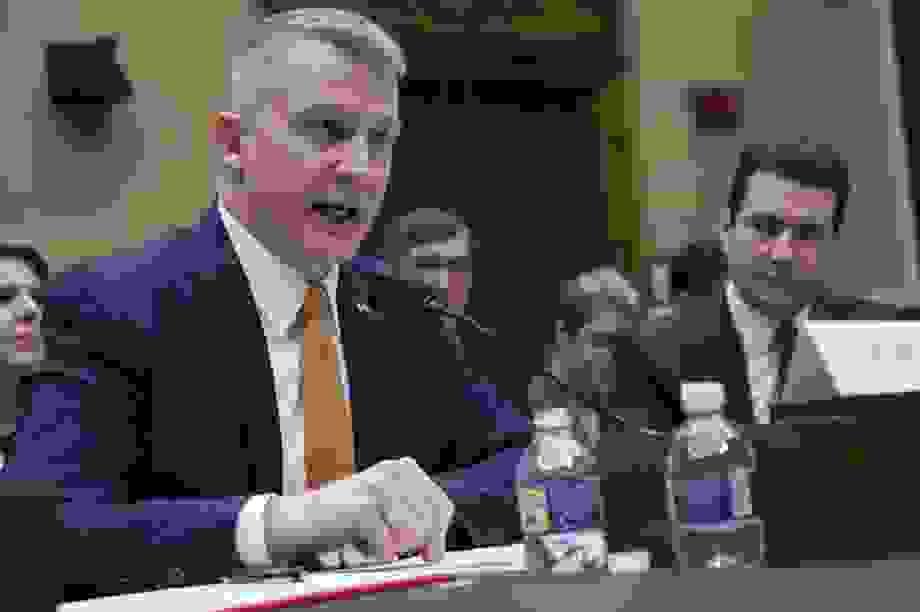 Quan chức Mỹ bị bãi nhiệm nói chính quyền Trump coi nhẹ mối đe dọa Covid-19