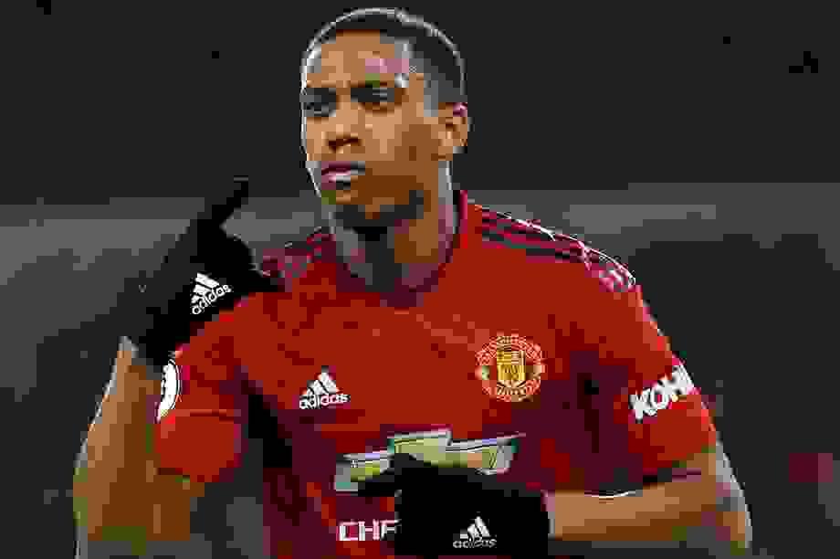 """Martial chứng tỏ xứng đáng với """"số 9"""" của Man Utd"""