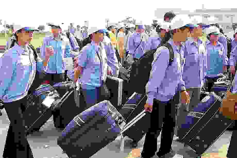 Từ tháng 5, DN cần làm gì để đưa người lao động đi làm việc tại Đài Loan?