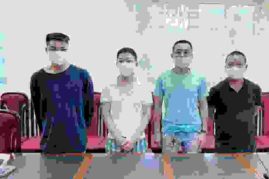 Hà Nội: Bắt nhóm đối tượng tấn công cảnh sát trong quán karaoke