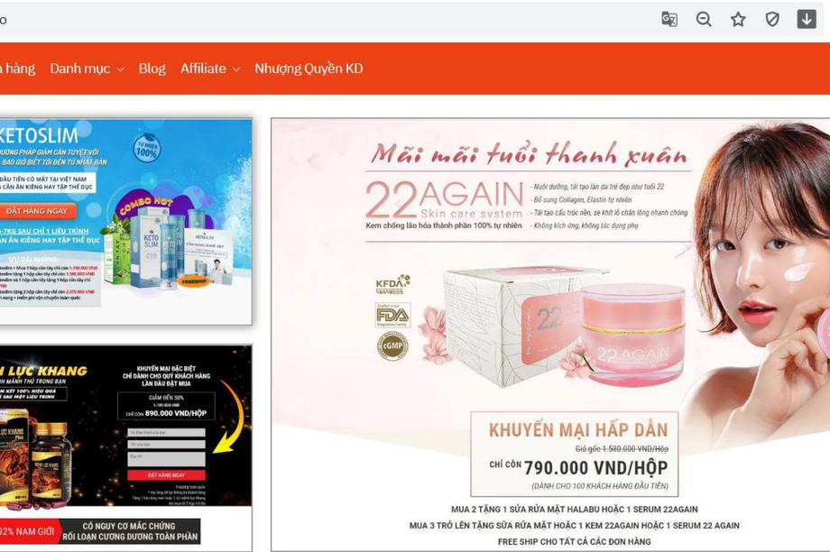Mua sắm online an toàn chất lượng tại 5list.pro