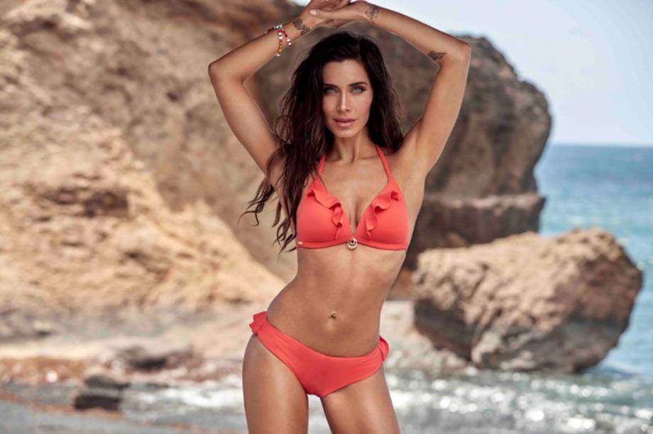 Quảng cáo đồ bơi, bà xã Sergio Ramos khoe thân hình gợi cảm