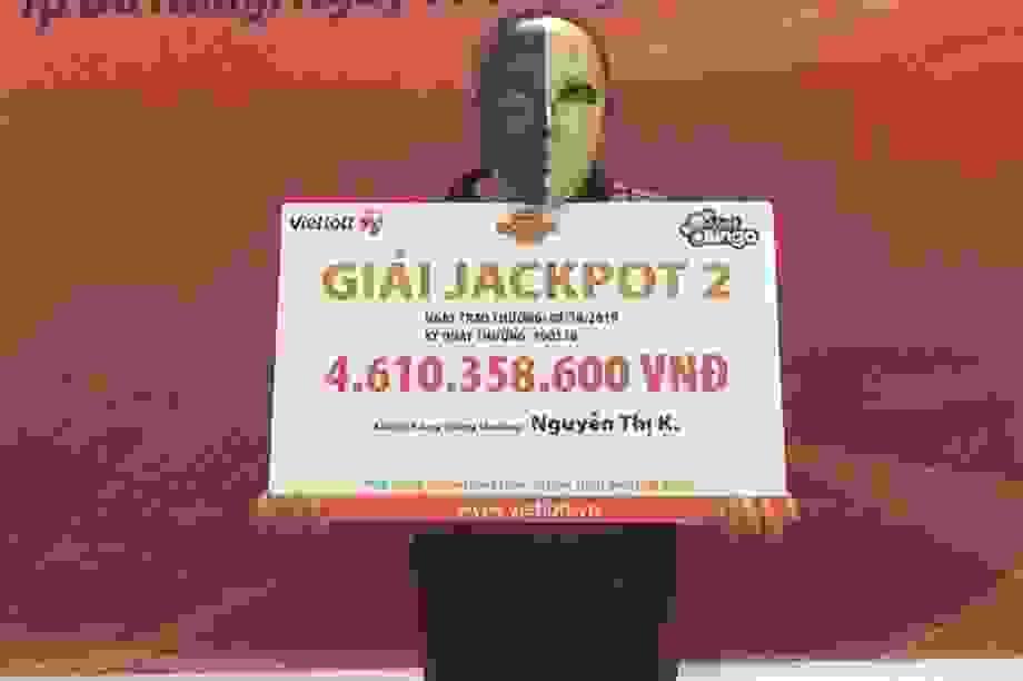 """Jackpot 2 """"nổ"""" liên tục, giải độc đắc hơn 170 tỷ vẫn vô chủ"""