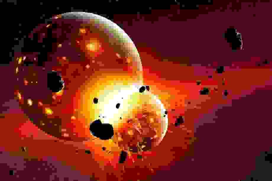 Nghiên cứu mới đặt ra nghi ngờ về sự hình thành Mặt trăng