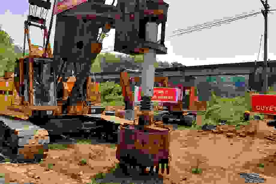 Khởi công nâng cấp các cây cầu yếu trên tuyến đường sắt Bắc-Nam