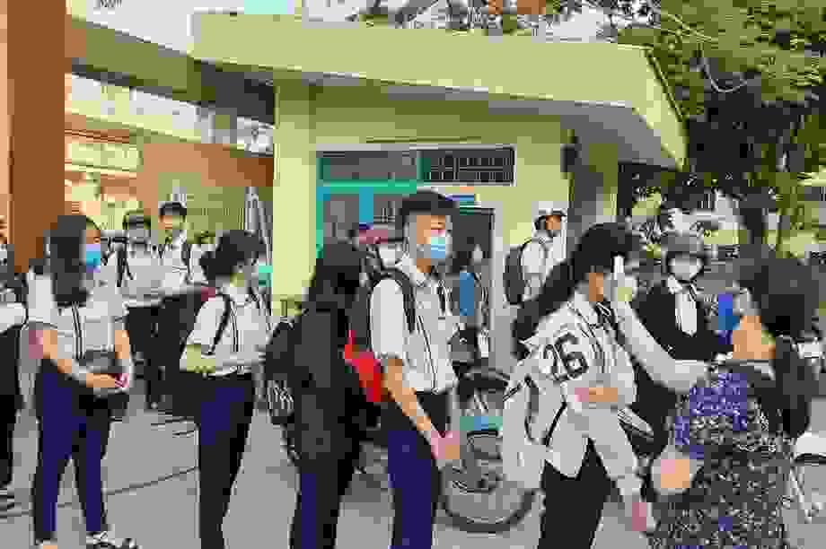 Sóc Trăng cho phép tổ chức nội trú, bán trú khi học sinh đi học trở lại