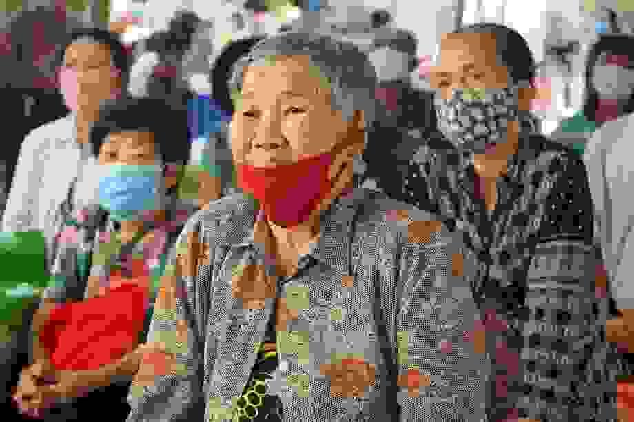 TPHCM: Hơn 400 triệu đồng hỗ trợ người dân gặp khó khăn vì dịch Covid-19