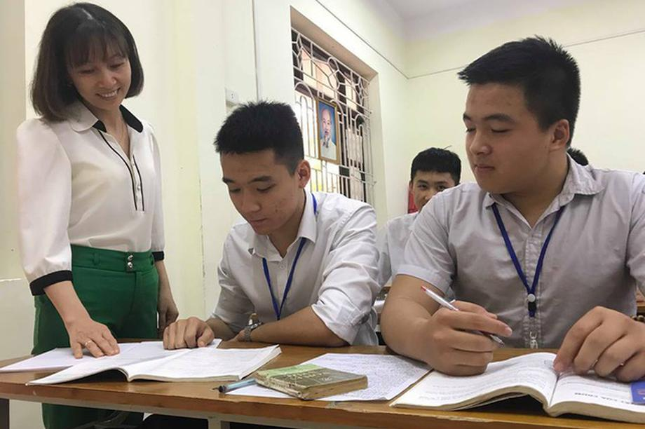 Đánh giá học sinh phổ thông: Giảm số lượng đầu điểm, kết hợp nhận xét