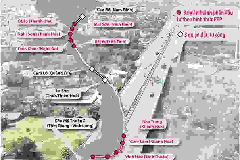 Cao tốc Bắc - Nam làm bằng tiền nhà nước: Kiếm đâu thêm 44.000 tỷ?